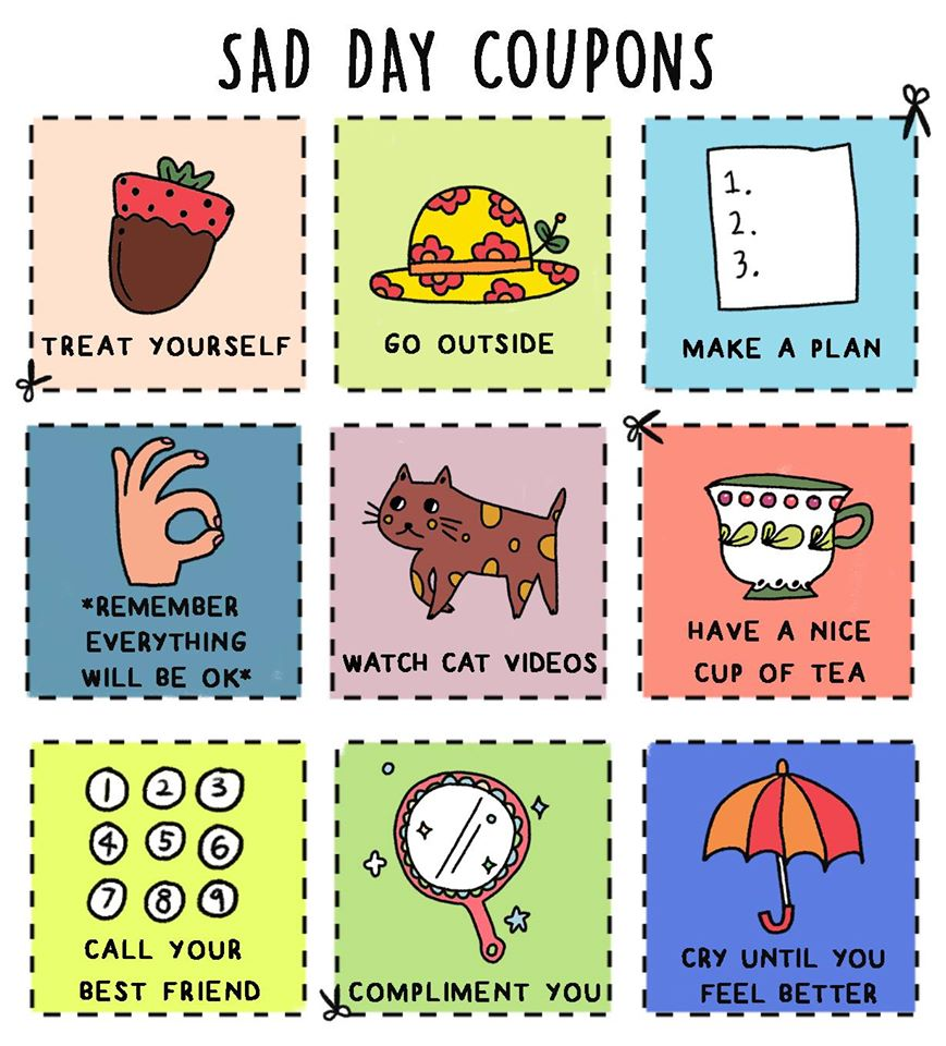 Sad Day Coupons - www.chezbo.nl
