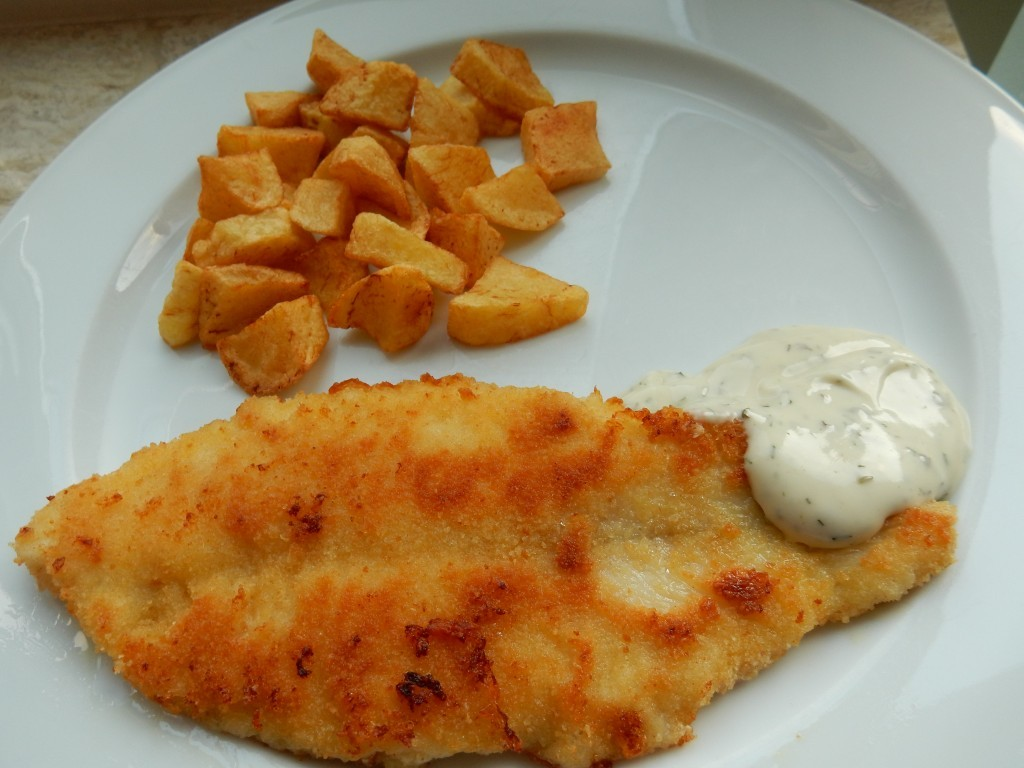 Homemade: Fish & Chips - www.chezbo.nl