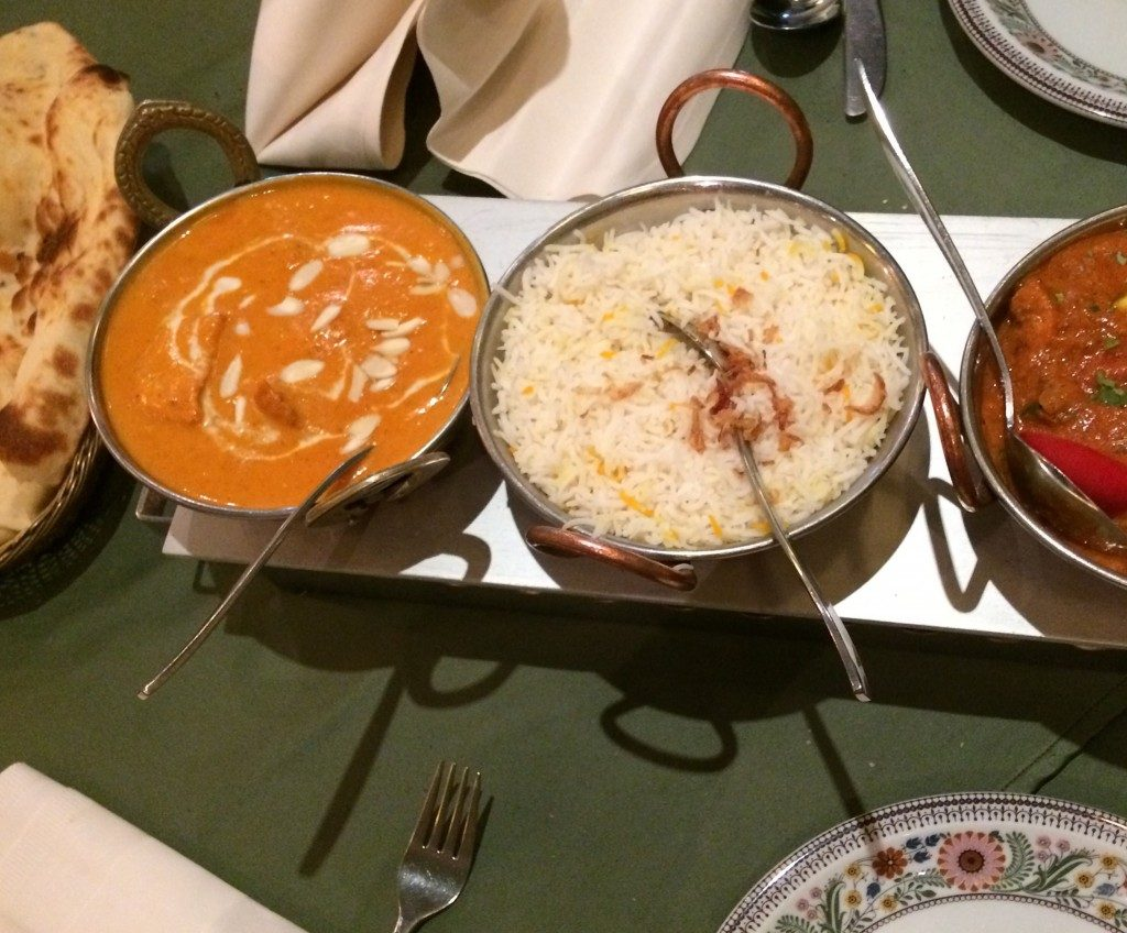 Food Diary April 2017 - Indian Gate - www.chezbo.nl
